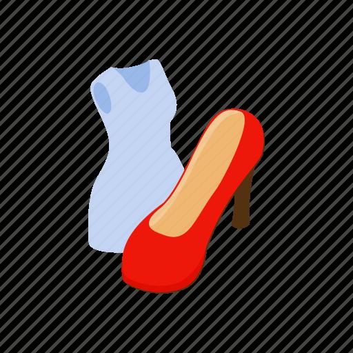 beautiful, dress, french, girl, isometric, shoe, style icon