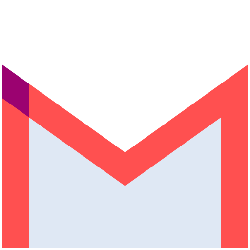 email, gmail, google, latter, mail icon