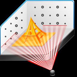 3d, modeling, scan, scanner, scanning icon