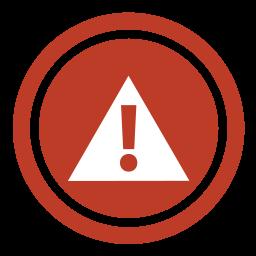 bad, cancel, close, decline, delete, exit, not, refuse, stop icon
