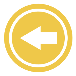 arrow, left, previous icon
