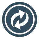 arrows, connection, move, replication, transfer, transfer money icon