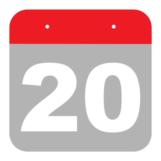calendar, event, hovytech, schedule, twenty, two, zero icon