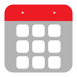 calendar, day, event, hovytech, month, schedule, week icon