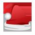 cap, christmas, santa icon