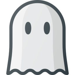ghost, spooky icon