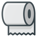 paper, roll, toilet, trick