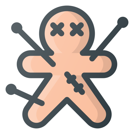 Doll, voodoo icon - Free download on Iconfinder