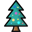 christmas, tree, xmas, pine