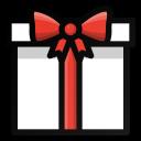 christmas, box, gift, xmas, present