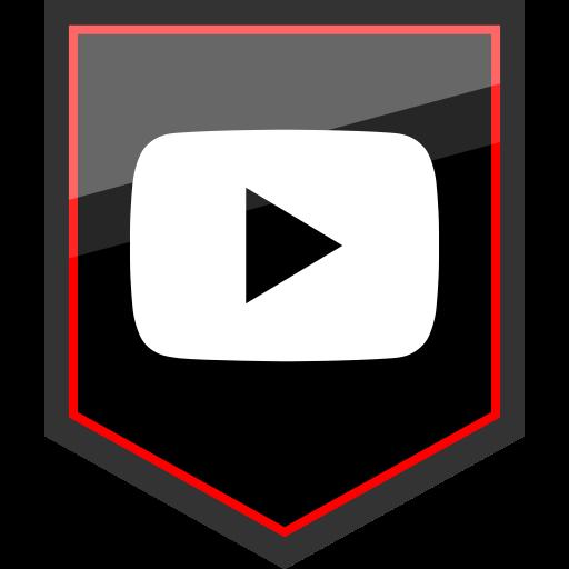 award, brand, epic, logo, media, play, social icon