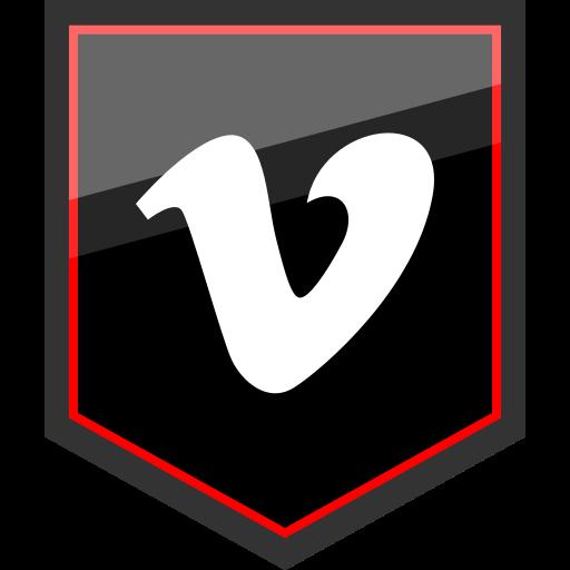 award, brand, epic, logo, media, social, vimeo icon