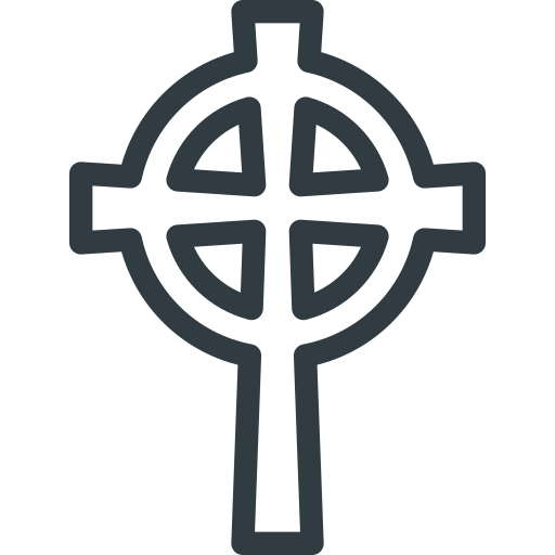 Celtic, cross, halloween icon - Free download on Iconfinder