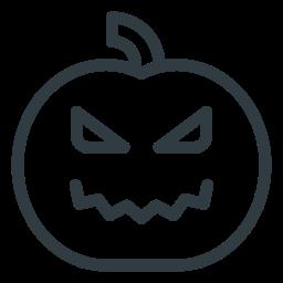 halloween, lamp, pumpkin icon