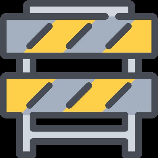 area, barrier, build, building icon
