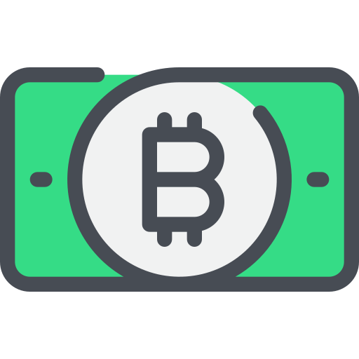 bank, bitcoin, finance, money, payment icon