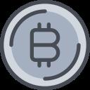 bank, bitcoin, coin, money