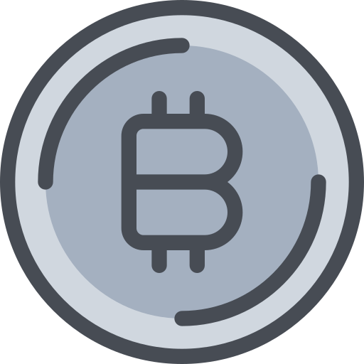 bank, bitcoin, coin, money icon