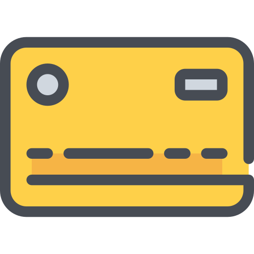 bank, business, card, credit, payment icon