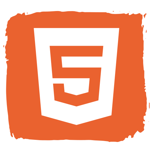 html5, internet, web icon