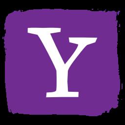 social, yahoo icon