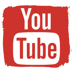 social, youtube icon