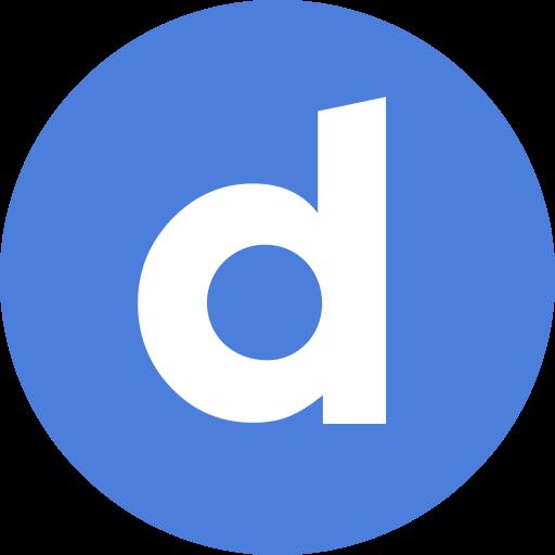 dailymotion, media, social icon