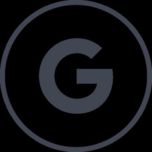 google, media, online, search, social icon