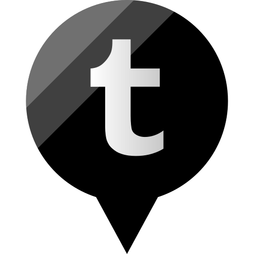 media, social, tumblr icon