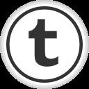 logo, media, online, social, tumblr icon