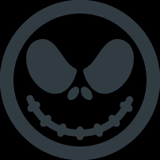 Halloween, jack, skellington icon - Free download