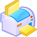 hardware, printer icon