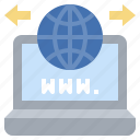 browser, computing, interface, internet, website
