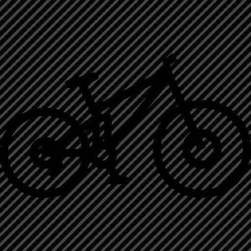 Bicycle, bike, biker, downhill, freeride, life, mountain bike icon - Download on Iconfinder