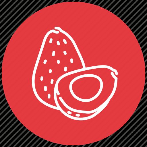 avocado, food, fresh, fruit icon