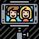 taking, camera, picture, selfie, memory