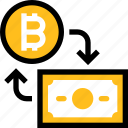 payment, finance, business, bitcoin, exchange, currency, dollar
