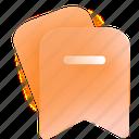 bookmark, favorite