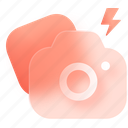 camera, photo, video, photography icon