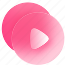 play, game icon