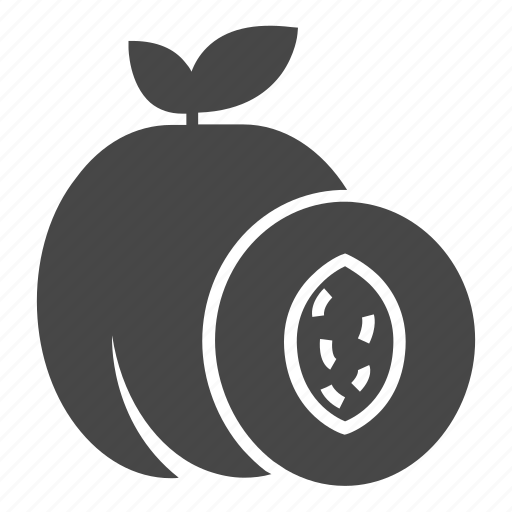 Food, fruit, peach icon - Download on Iconfinder