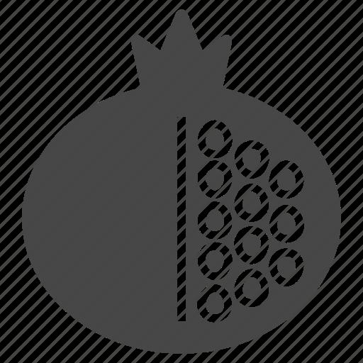 Fruit, garnet icon - Download on Iconfinder on Iconfinder