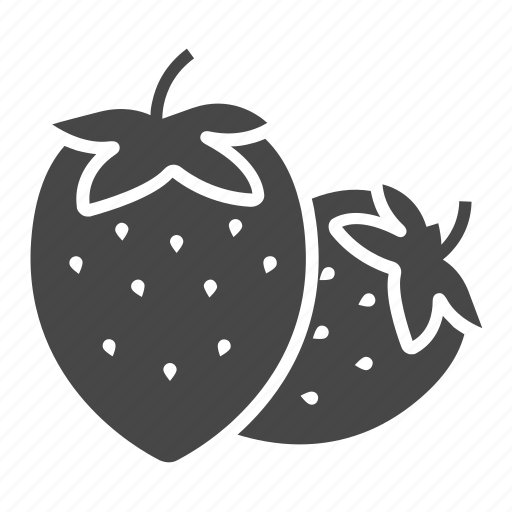Fruit, strawberry icon - Download on Iconfinder