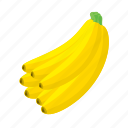 banana, food, fruit, healthy, meal icon
