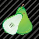pear, food, fruit, healthy, meal, sweet
