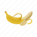 banana, berry, crop, food, fruit, grain, vegetable icon