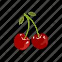 berry, cherry, crop, food, fruit, grain, vegetable icon