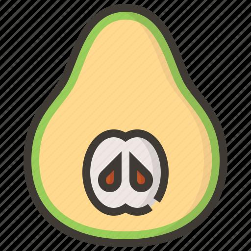 diet, fruits, health, peach, tropical icon