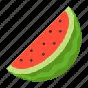 food, fruit, healthty, vitamin, watermelon, watermelon slice