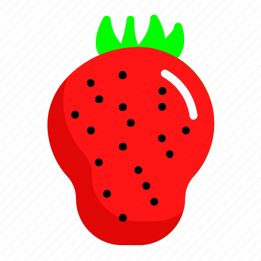 Food, fresh, fruit, strauberry icon - Download on Iconfinder